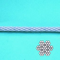 Wire Rope 7 x7 (316)