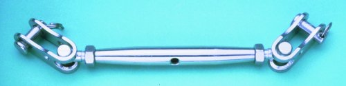 Turnbuckle (Closed Body) Toggle & Toggle