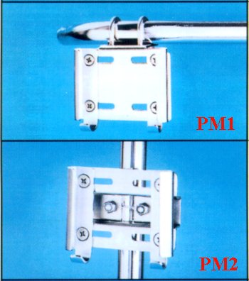 Anchor Bracket, Stanchion-Mount