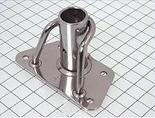 Stanchion Base (Schaefer - Welded)