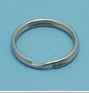 Stainless Key Ring
