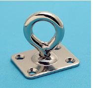 Stainless Swivel Pad Eye