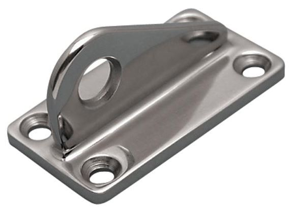 Stainless Tow Pad Eye