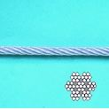 Lifeline Wire Rope, Uncoated