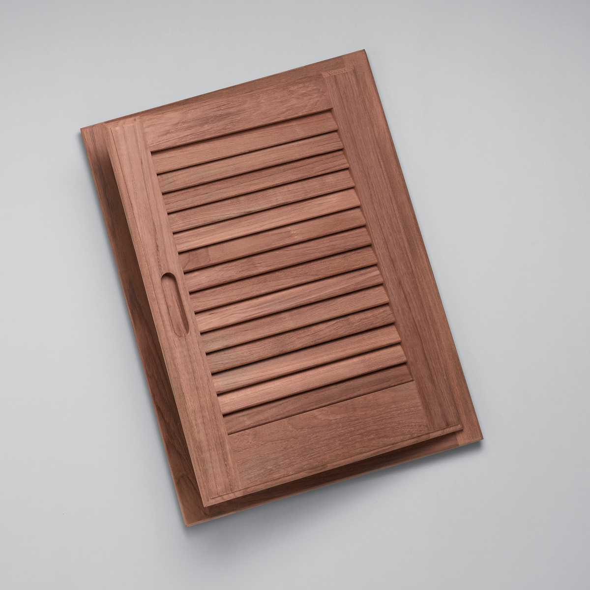 12 x 15 teak louvered door left hand bosun supplies bosun supplies 15 x 20 teak louvered door and frame lh jeuxipadfo Images