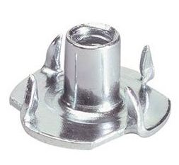Stainless Steel Tee Nuts 10 Ct 1 4 20