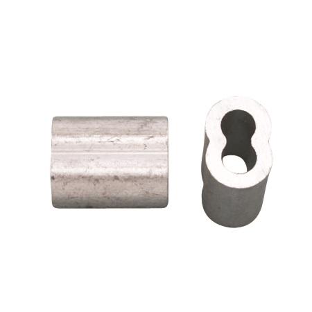 """1/16"""" Aluminum Swage Sleeve (AL)"""