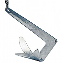 Lewmar Stainless Steel Horizon Claw Anchor,   16.5 lbs.