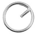 Stainless Steel Heavy Split Rings